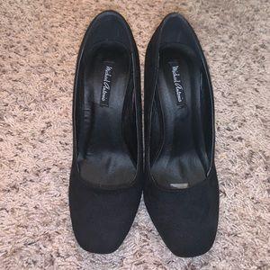 Michael Antonio Women's Black Heels